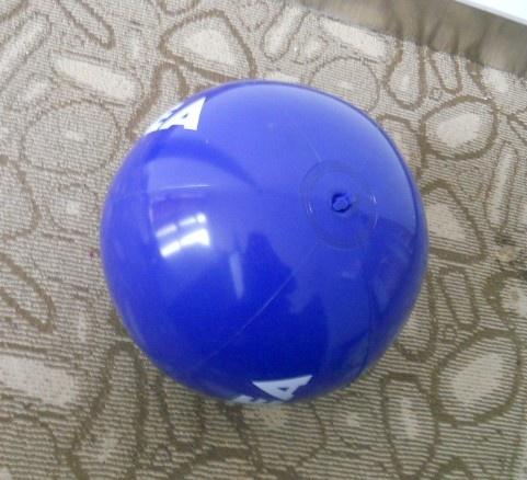 Pvc Inflatable Nivea Beach Balls Blow Up Balls Beach